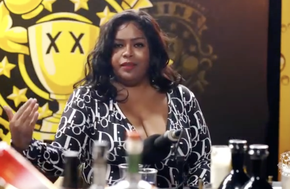Miss Jones Alludes To Having A Threesome With 2Pac And Monie Love? [Video]