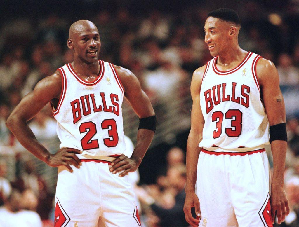 No Bull: Scottie Pippen Called Phil Jackson A Racist