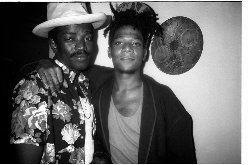Boston Art Exhibit Explores Jean-Michel Basquiat Influence On Hip-Hop's Post-Graffiti Movement
