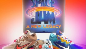 Space Jam: A New Legacy x Xbox x Nike SNKRS Kit