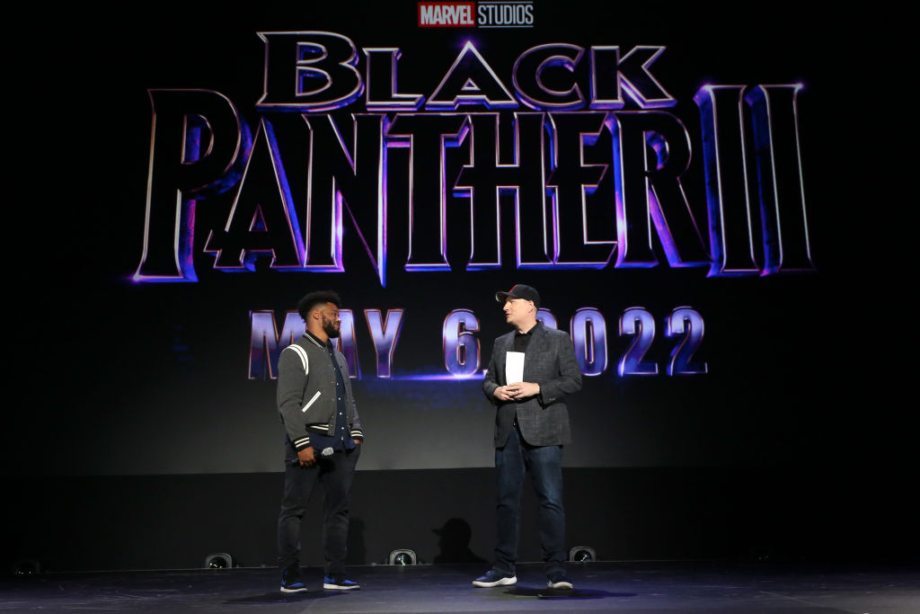 Production For 'Black Panther: Wakanda Forever' Begins In Atlanta