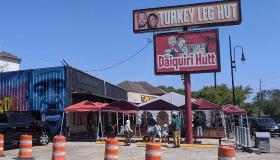 Turkey Leg Hut