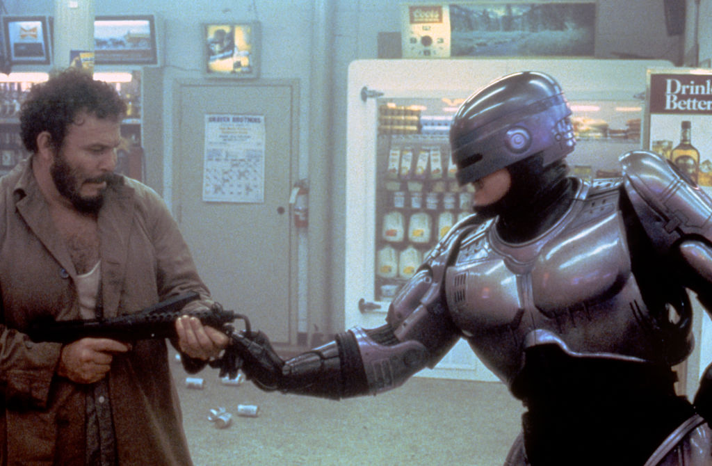 Watch The Reveal Trailer For 'RoboCop: Rogue City'
