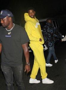 Celebrity Sightings In Los Angeles - June 21, 2021