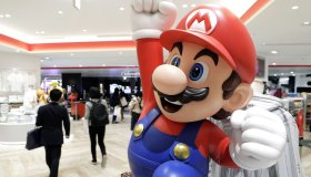 Nintendo Opens The First Official Nintendo Store In Japan
