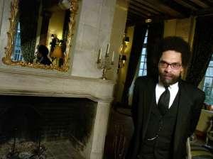 France - American Writer Cornel West