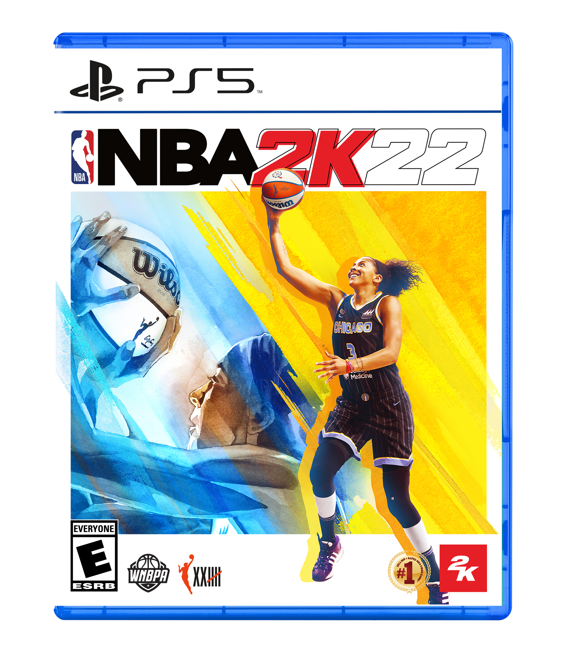 NBA 2K22 Cover Art and Reveal