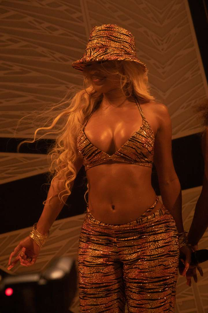 Saweetie Performs At Samsung and Billboard Songs of the Summer Concert
