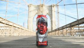 Budweiser x The Notorious BIG
