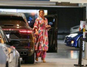 Celebrity Sightings In Los Angeles - June 26, 2021