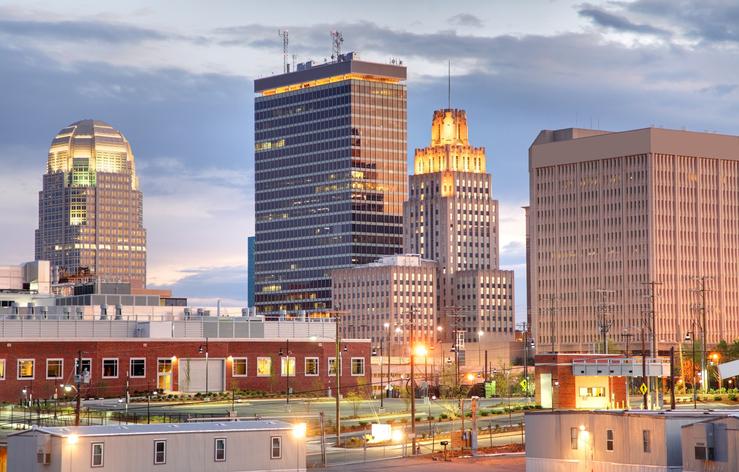 Winston-Salem North Carolina