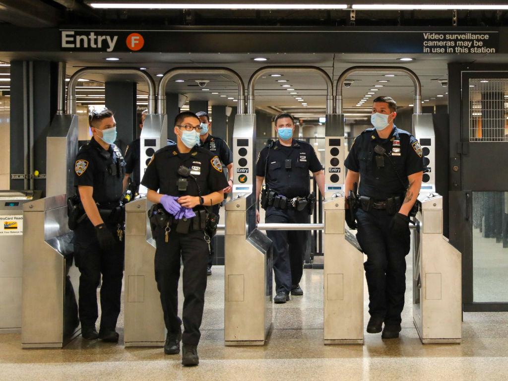 Twitter Reacts To Video of Black Man Being Tased By NYPD For Fare Evasion