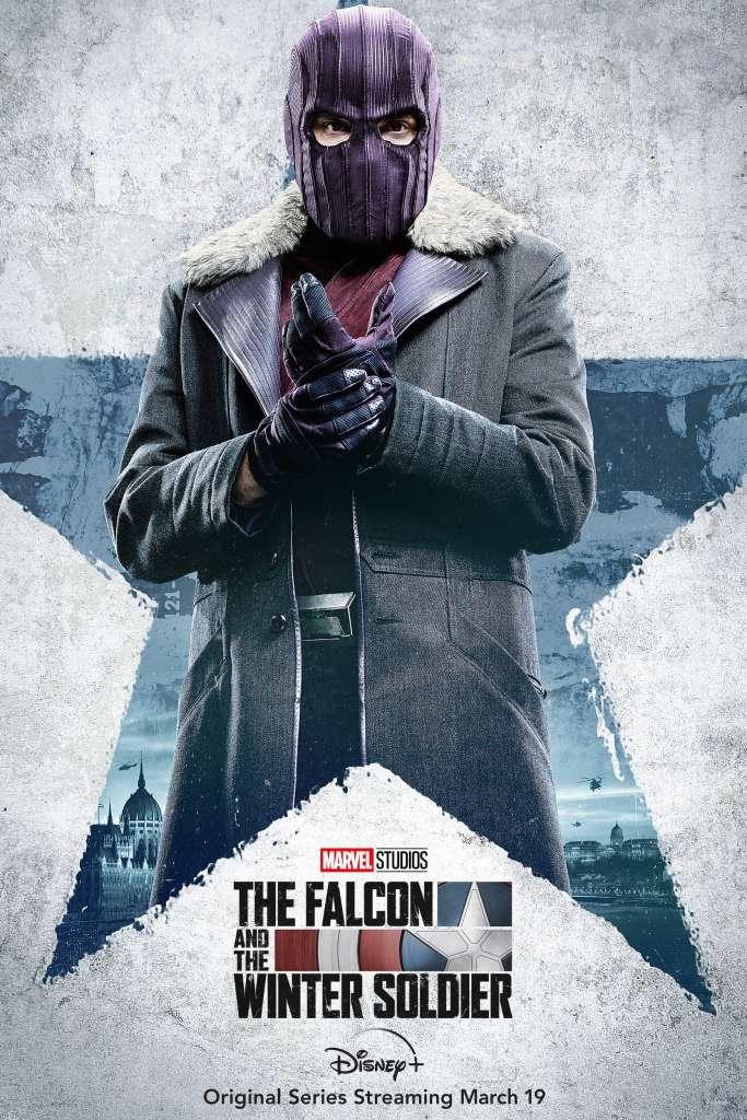 Zemo - Falcon & the Winter Soldier