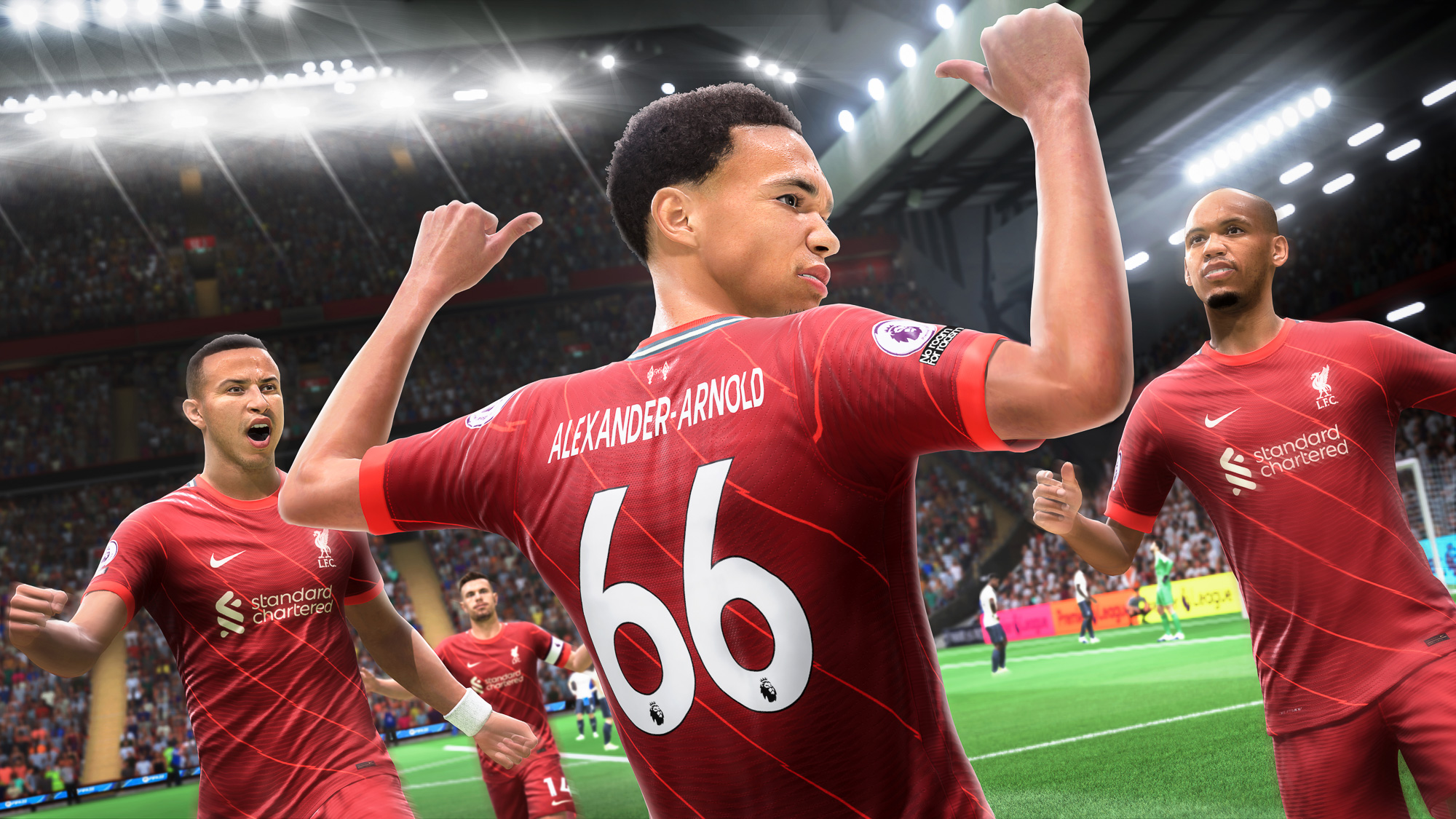 FIFA 22 Gameplay Reveal