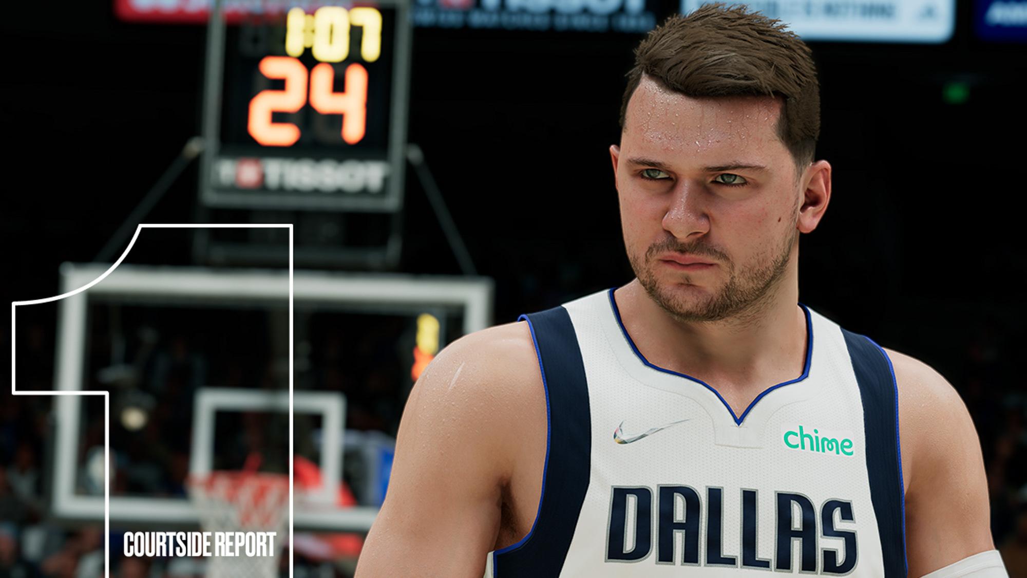 NBA 2K22 Courtside Report #1