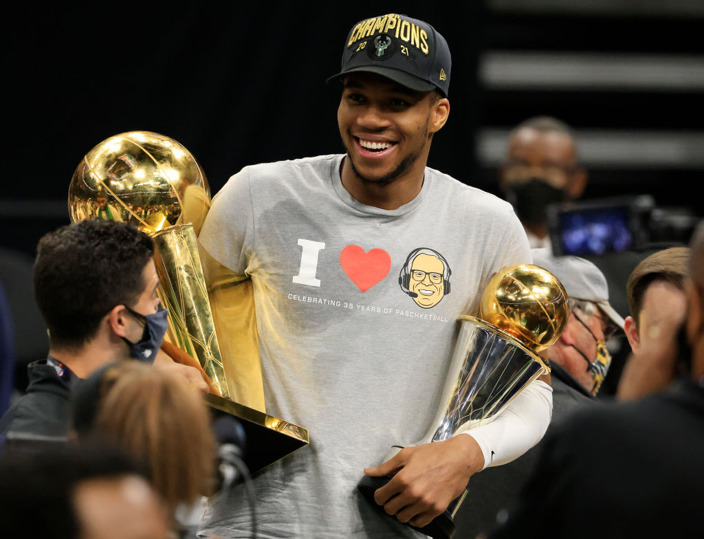 Giannis Antetokounmpo Orders 50-Piece Nuggets To Celebrare NBA Finals Win