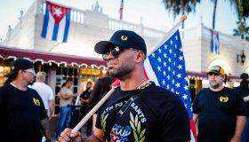 US-CUBA-POLITICS-UNREST-PROTEST