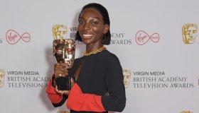 Virgin Media British Academy Television Awards 2021 - Winners Room