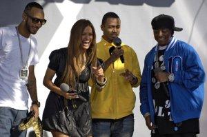 BET Hip Hop Awards 2007 - 106 & Park Pre-Show