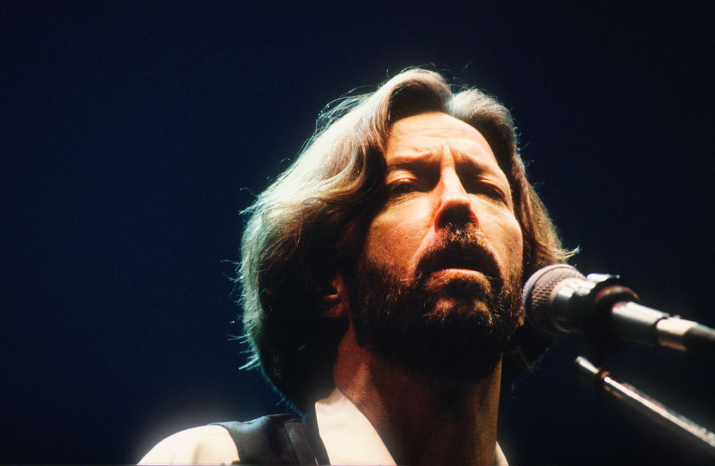 Eric Clapton Is Not Here For Venues Requiring COVID-19 Vaccinations