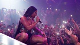 Megan Thee Stallion Throws A Hottie Party At Hakkasan Nightclub With D'Usse