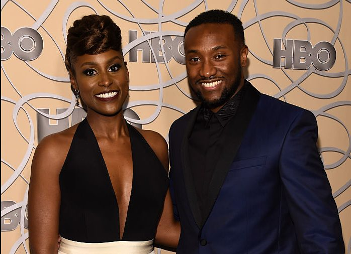 Issa Rae Announces On Instagram She Is Now Married To Louis Diame