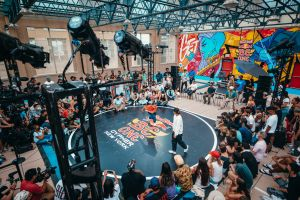 Red Bull BC One New York Cypher 2021