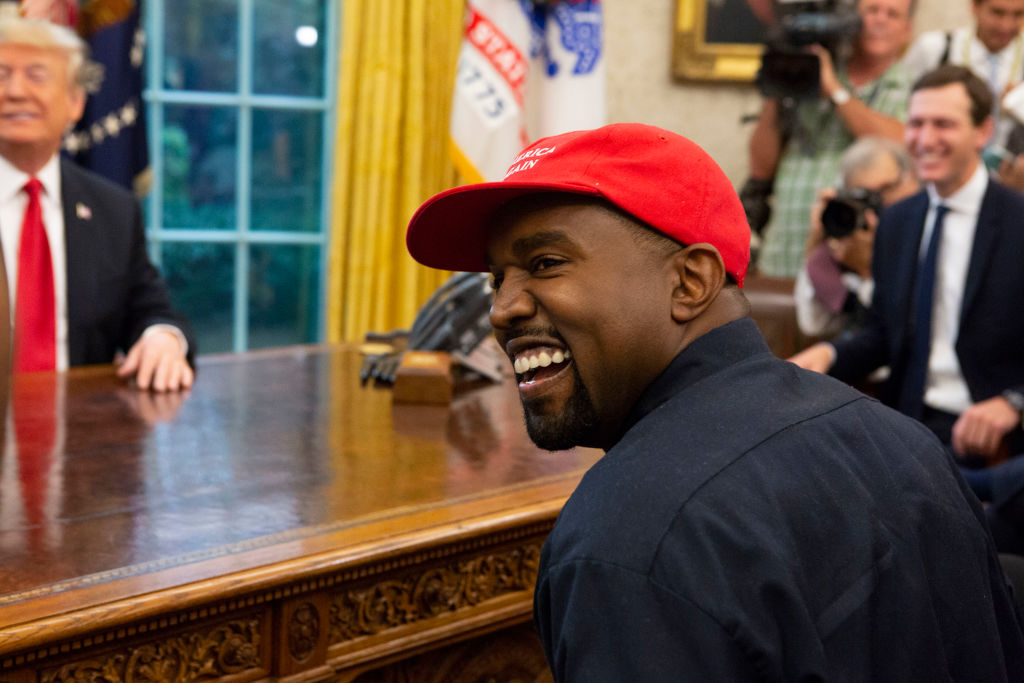 The Cult of Kanye West Strikes Again, Only Because We Allow It