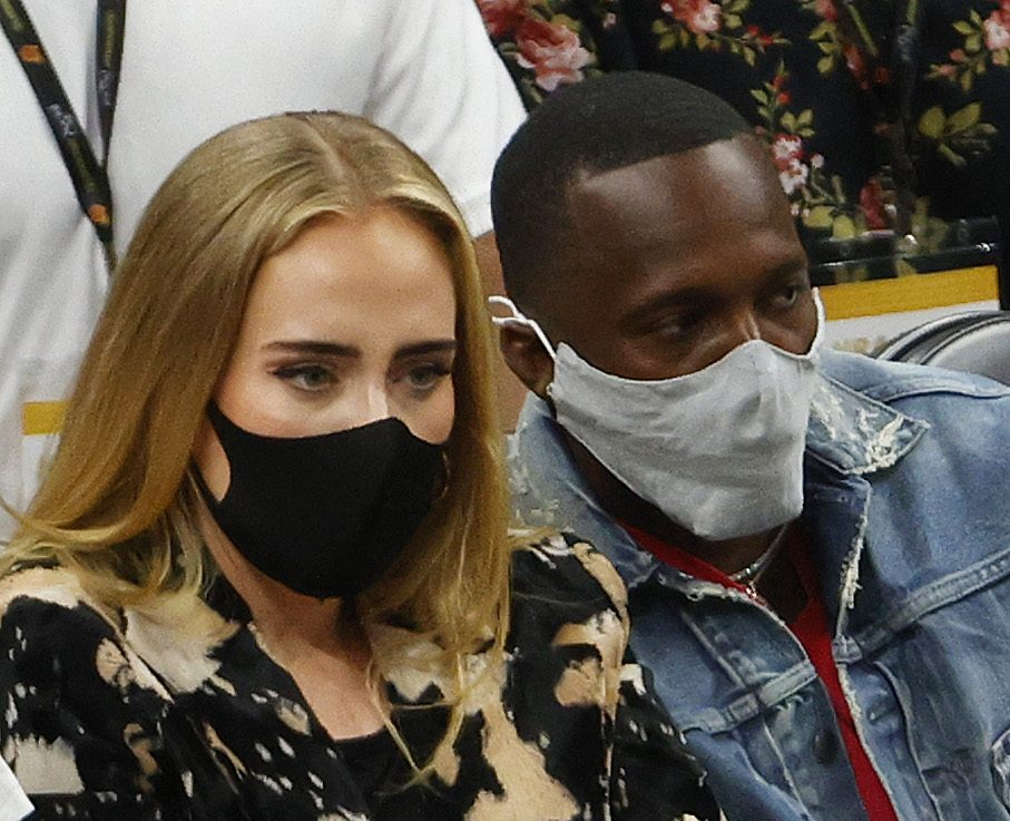 Adele And Rich Paul Confirm Rumors Of Relationship With Public PDA