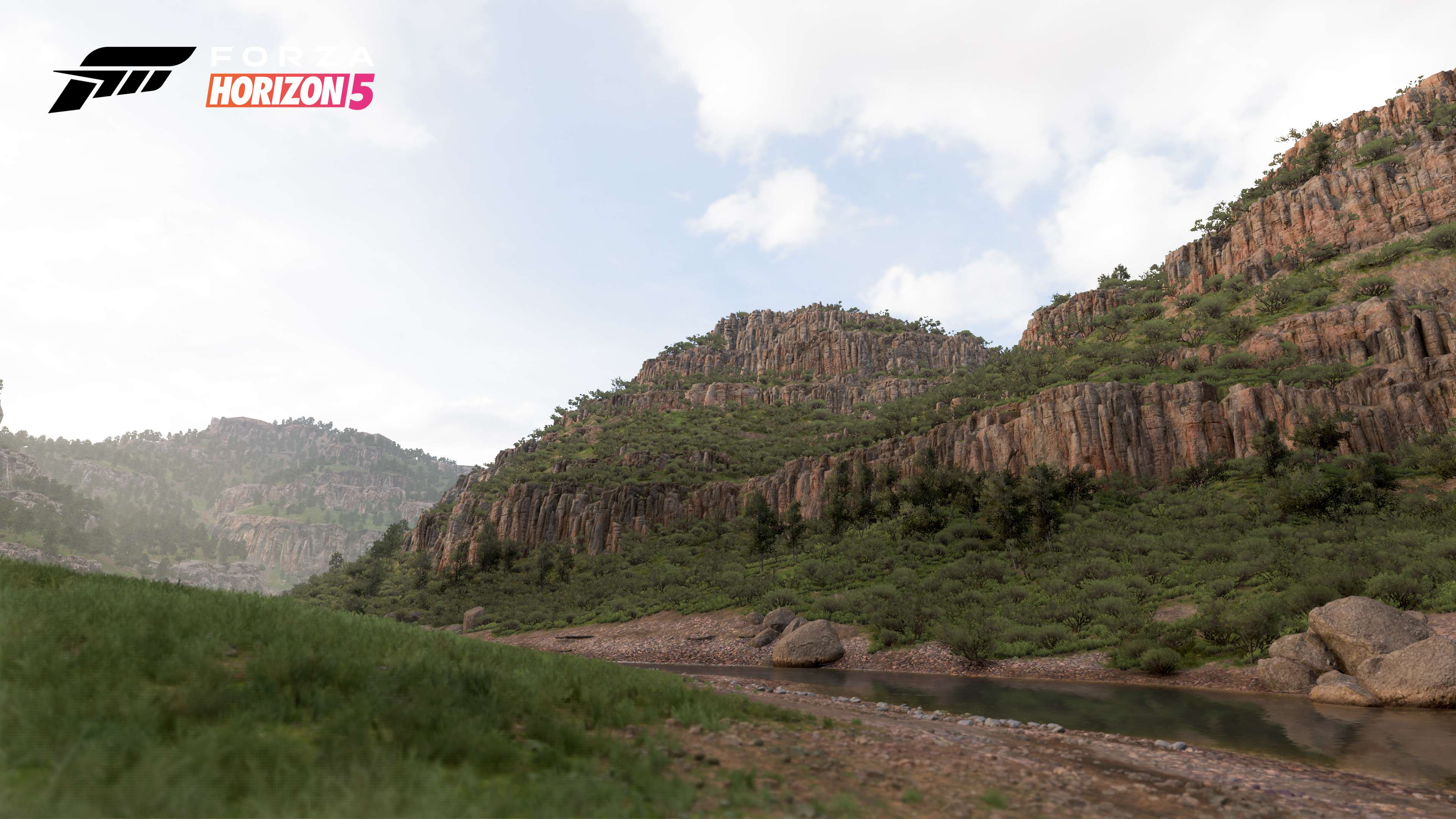 Forza Horizon 5's Biomes & Seasons