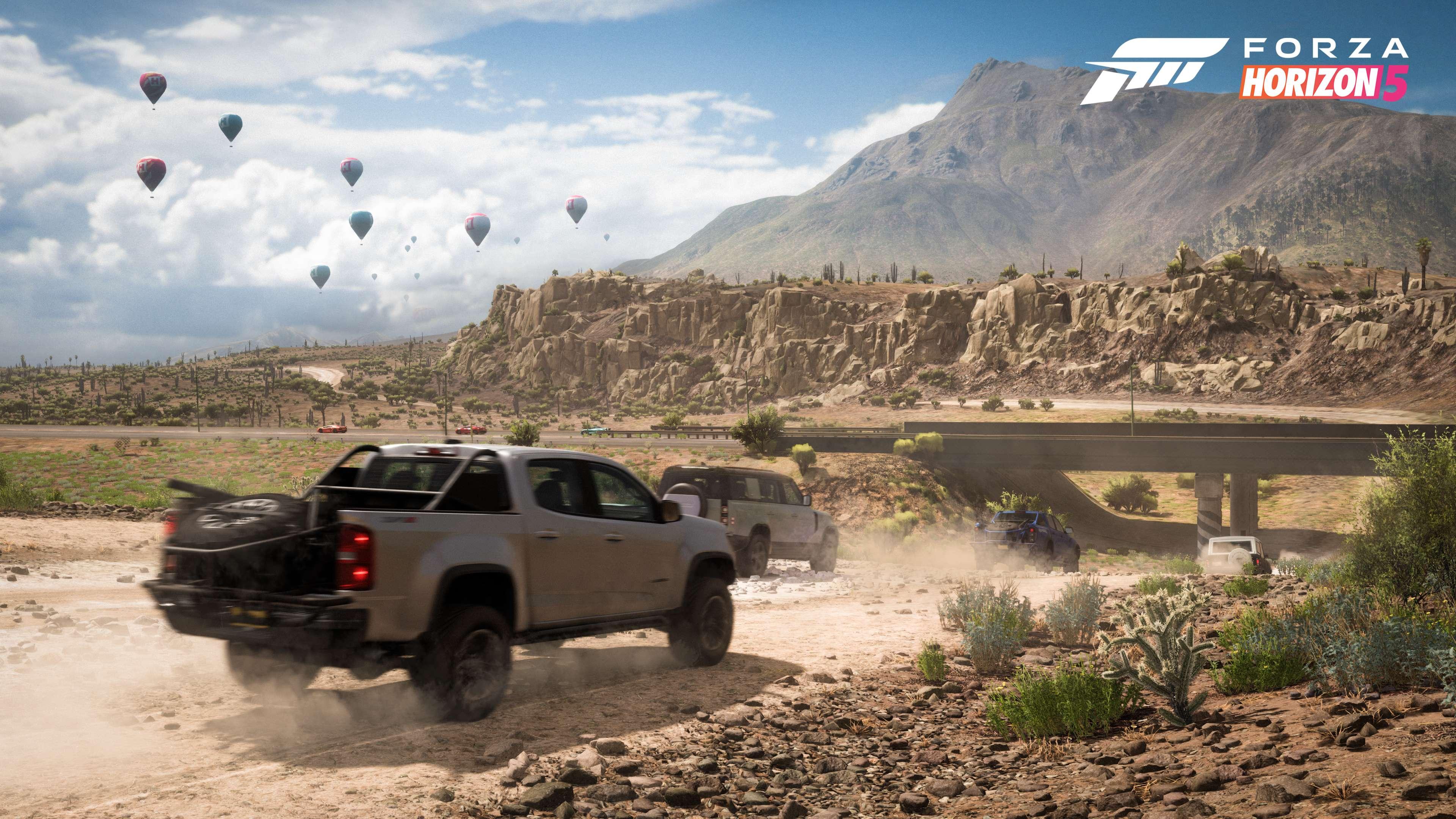 'Forza Horizon 5's 11 Mexico Locations Detailed
