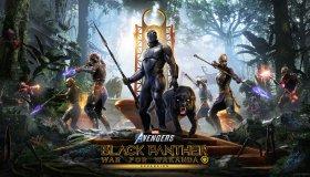 MARVEL'S AVENGERS EXPANSION: BLACK PANTHER – WAR FOR WAKANDA