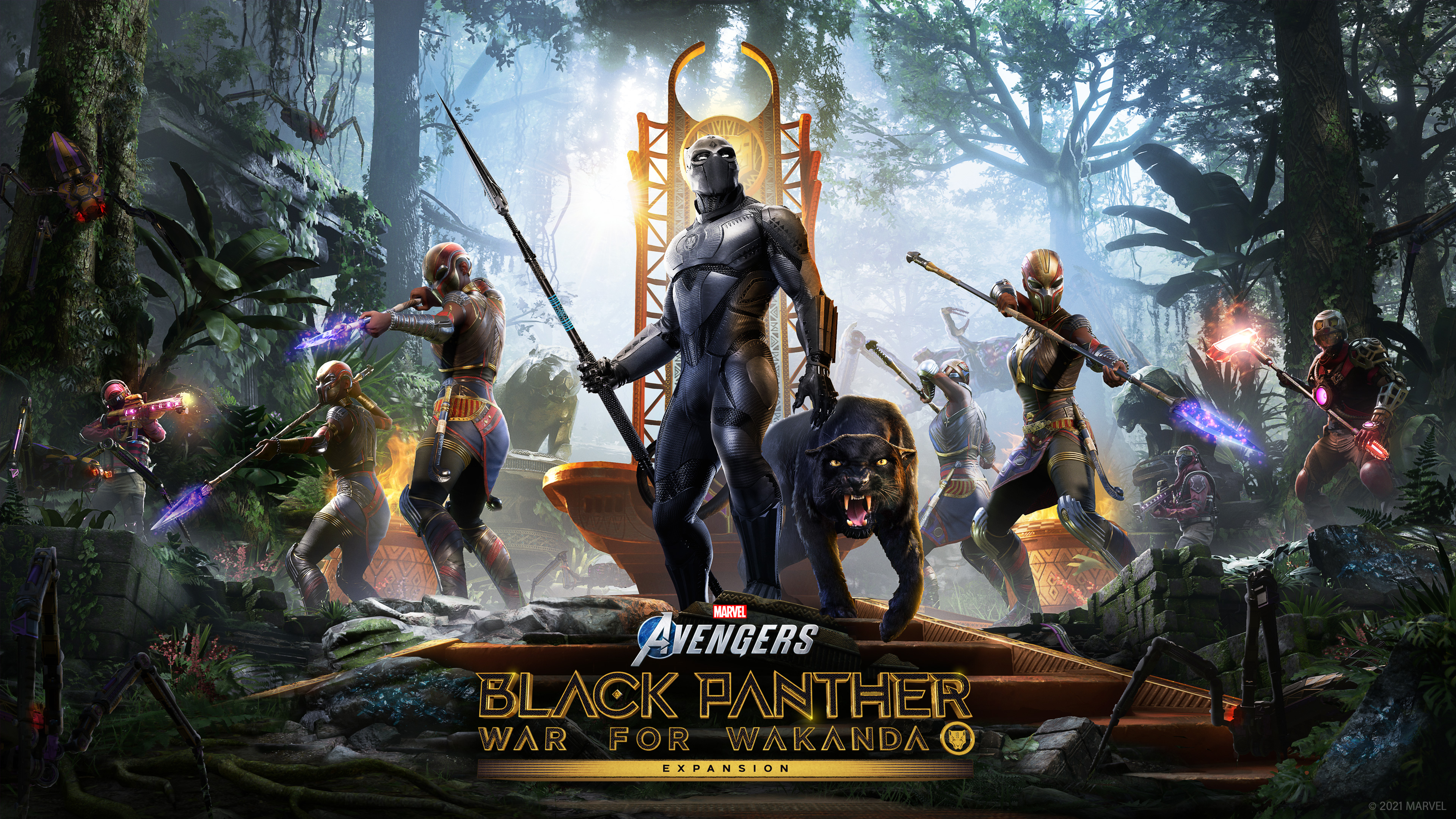 'Marvel's Avengers' Black Panther: War For Wankda Release Date Revealed