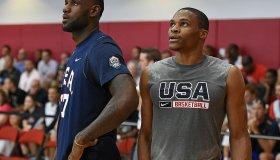 USA Basketball Men's National Team Training Camp