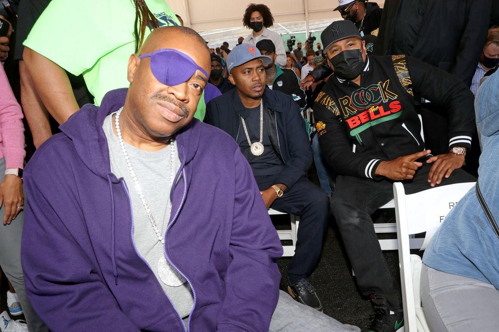 The Universal Hip Hop Museum Groundbreaking Ceremony Held In Bronx Point