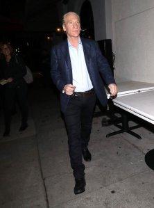 Celebrity Sightings In Los Angeles - December 19, 2018