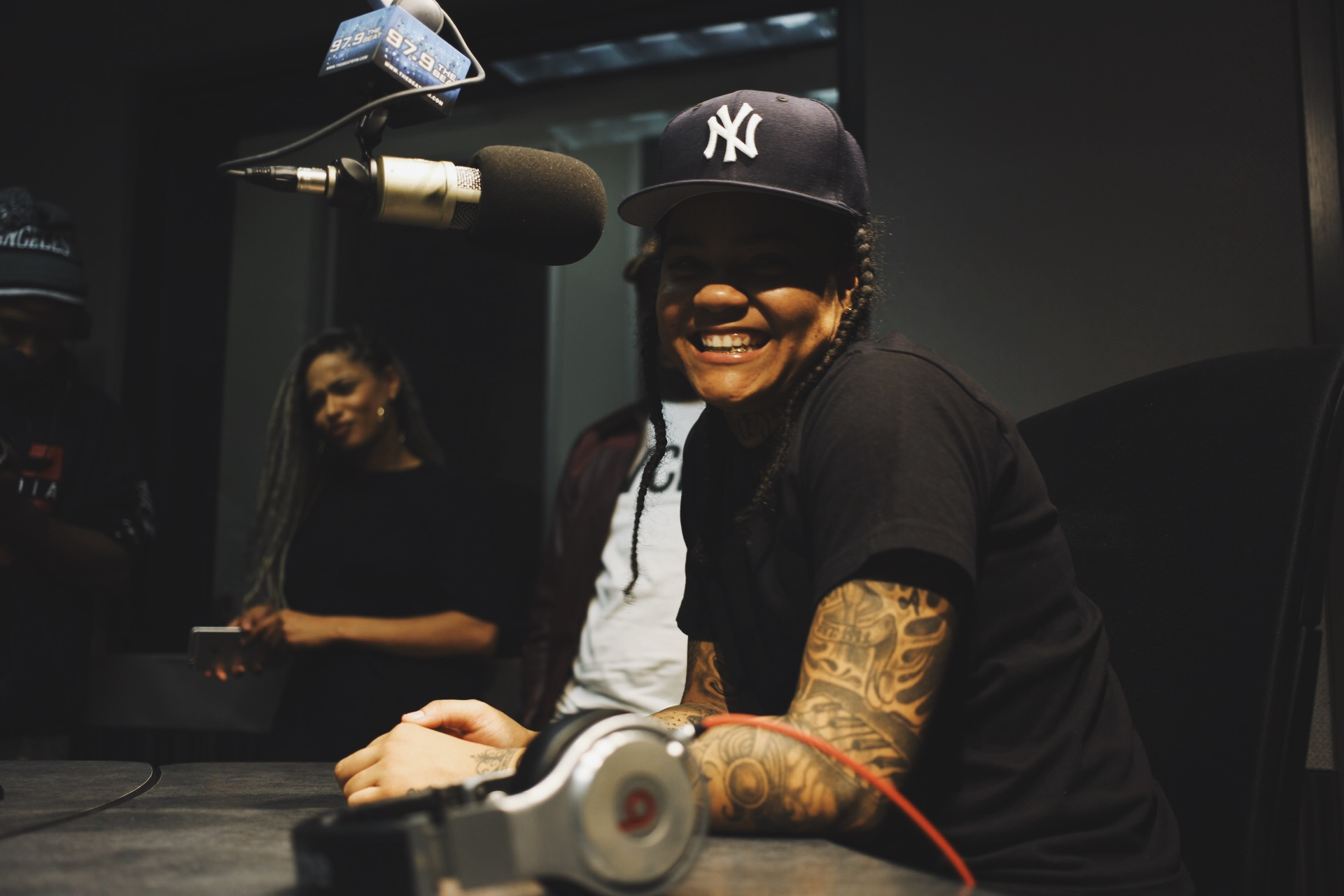 """Young M.A """"Henny'd Up,"""" LION BABE ft. Ghostface Killah """"Rainbows"""" & More 