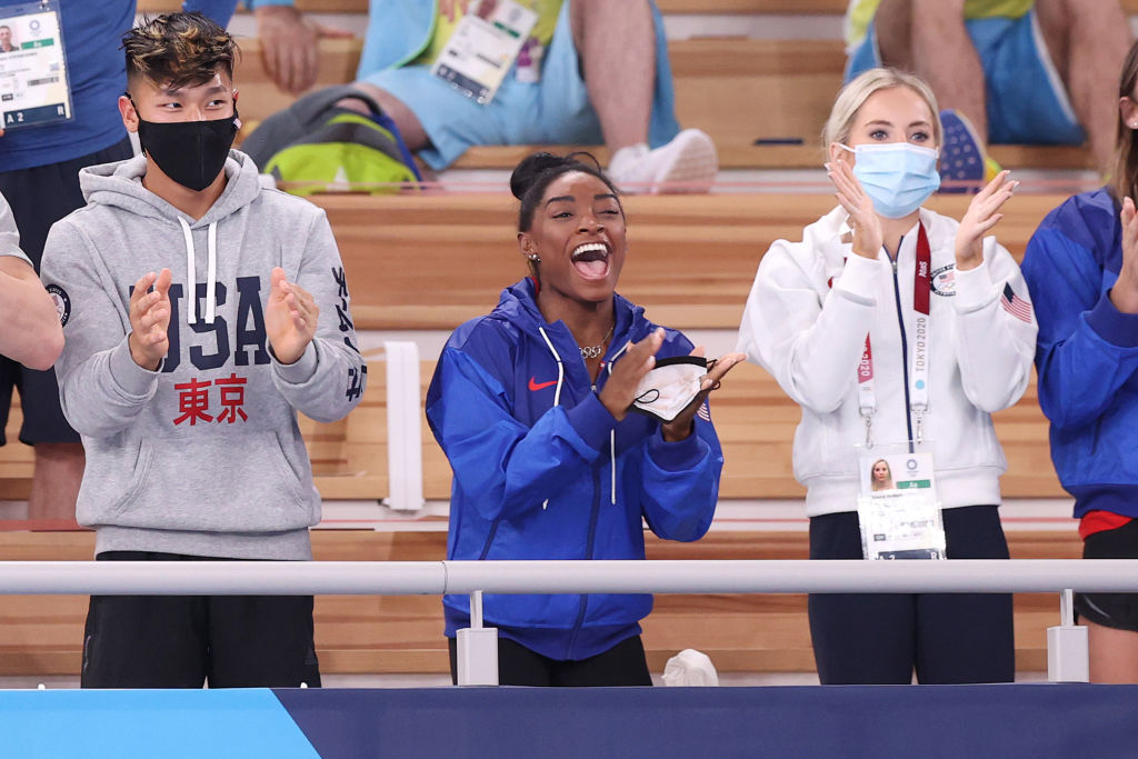 Simone Biles Will Perform In Balance Beam Final At Tokyo Olympics
