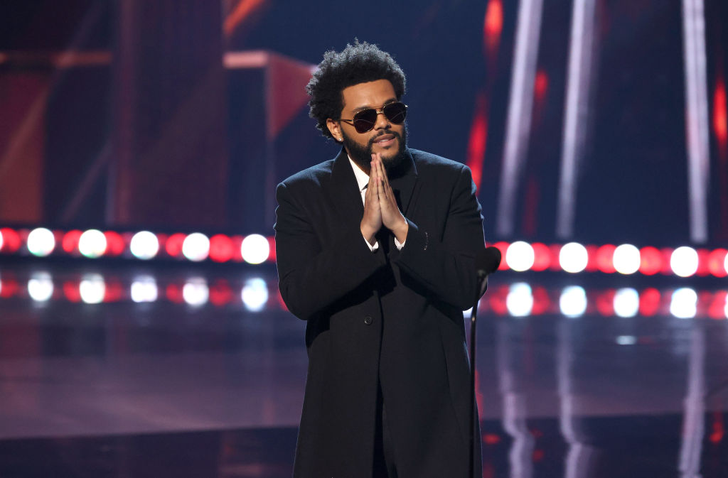 """The Weeknd Ditches Hard Drugs, Considers Himself To Be """"Sober Lite"""""""