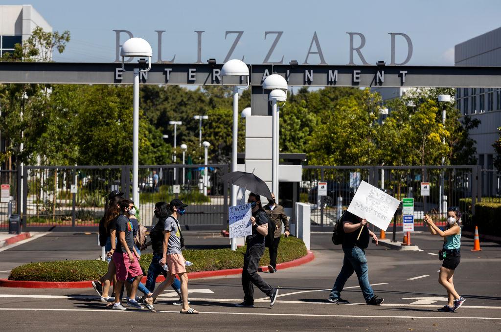 HHW Gaming: Blizzard Entertainment President J. Allen Brack Steps Down Following California Lawsuit & Employee Walk out