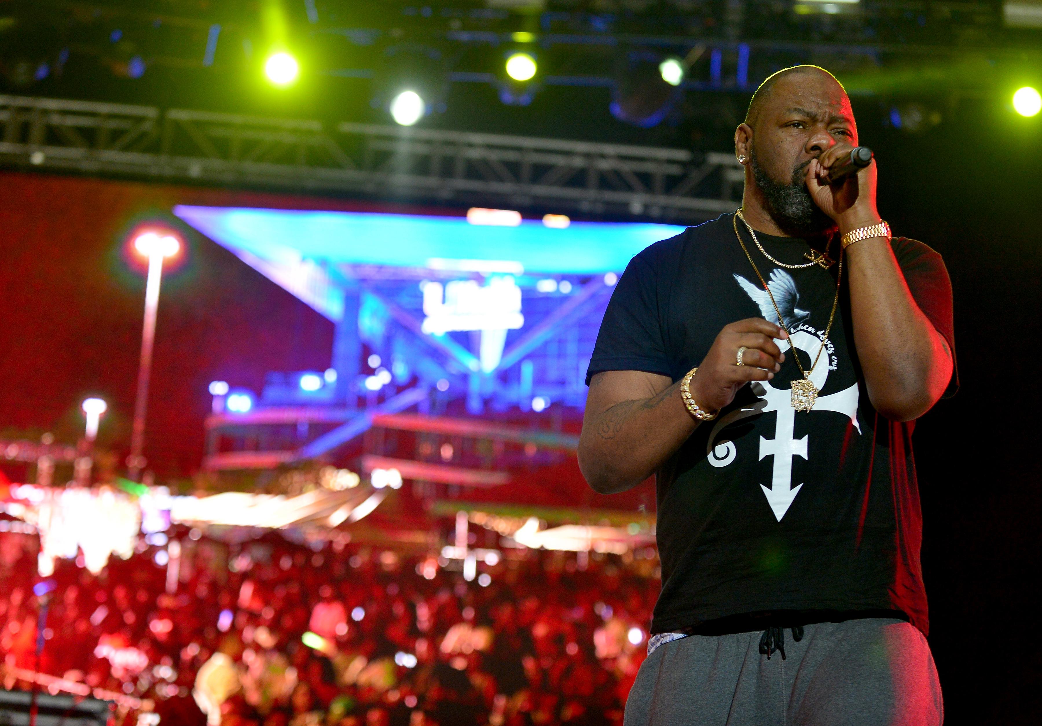 Biz Markie Honored By Hip-Hop Royalty At Long Island Memorial Service
