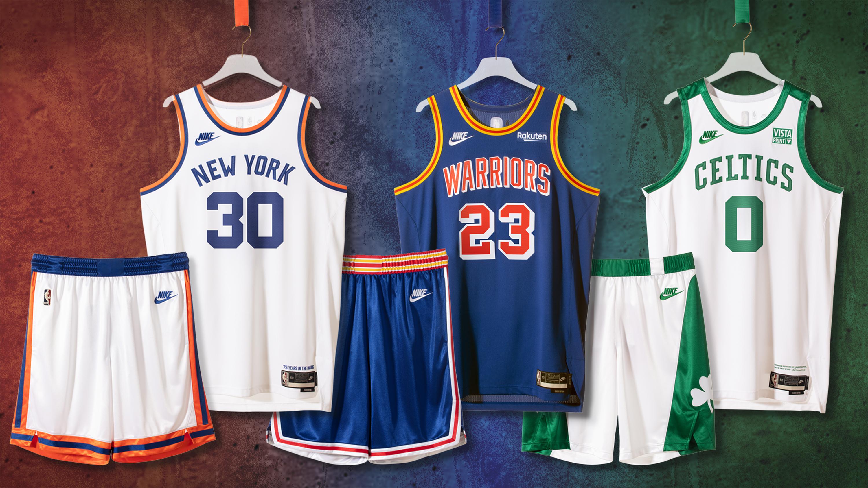 "Nike To Drop ""Classic Edition"" Retro Jerseys For 3 NBA Teams"