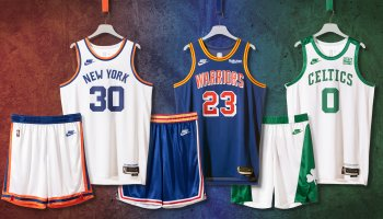 Nike NBA Classic Edition uniforms