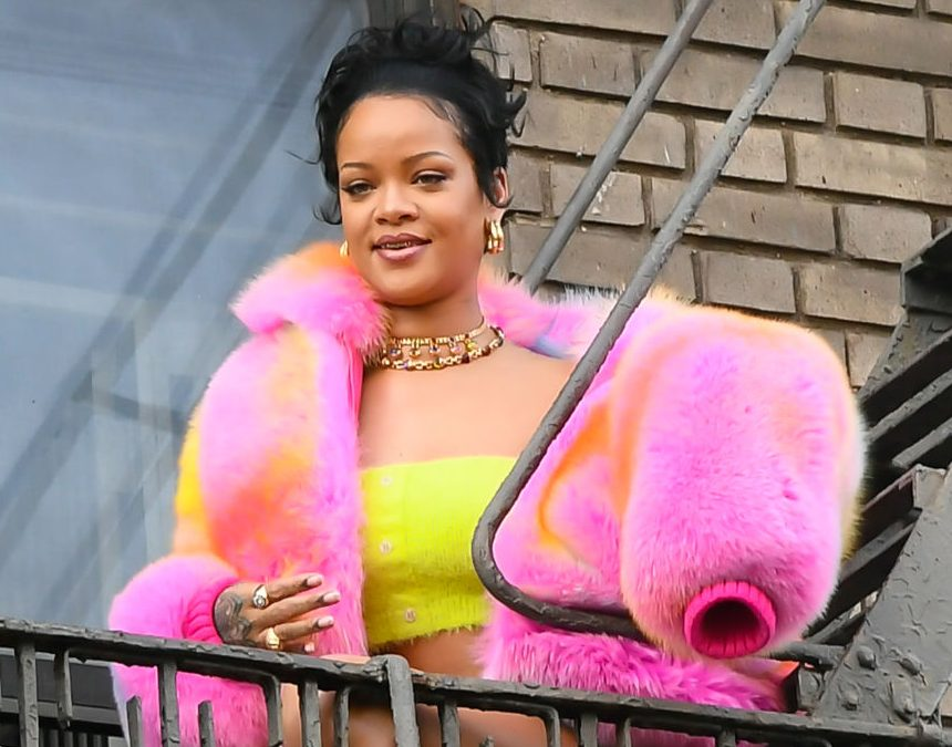 Rihanna Had This To Say About Becoming A Billionaire