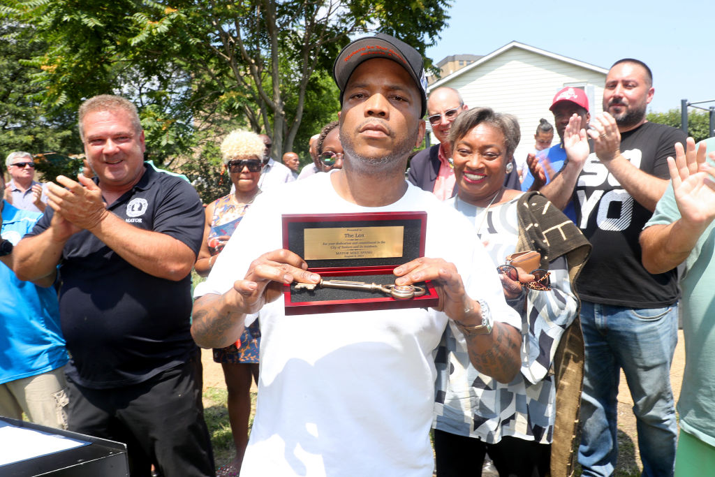 The Lox Receives Keys To The City Of Yonkers