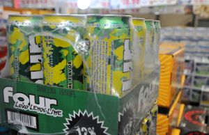 Photo by Lauren A. LittleNovember 18, 2010Four LokoCases of Four Loko