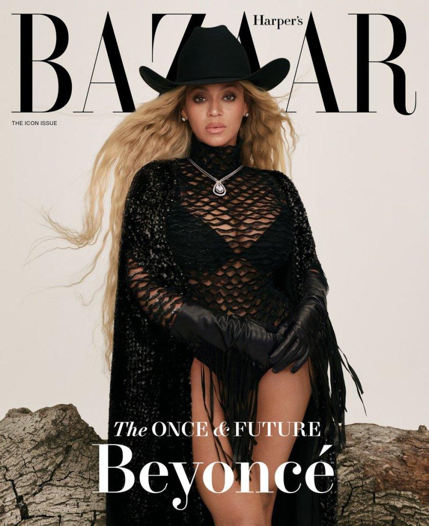 Beyonce x Harper's Bazaar