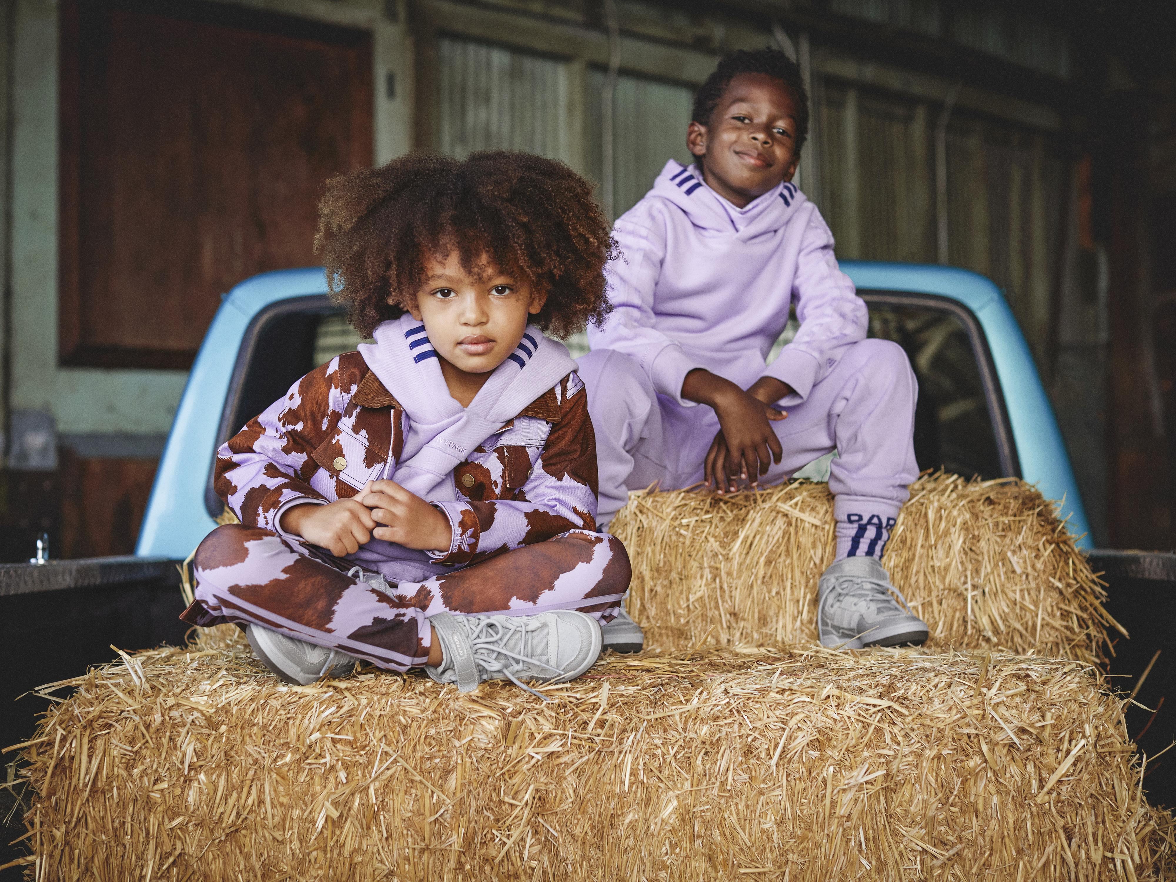 Blue Ivy, Sir And Rumi Carter Star With Beyoncé In Ivy Park Kids Campaign