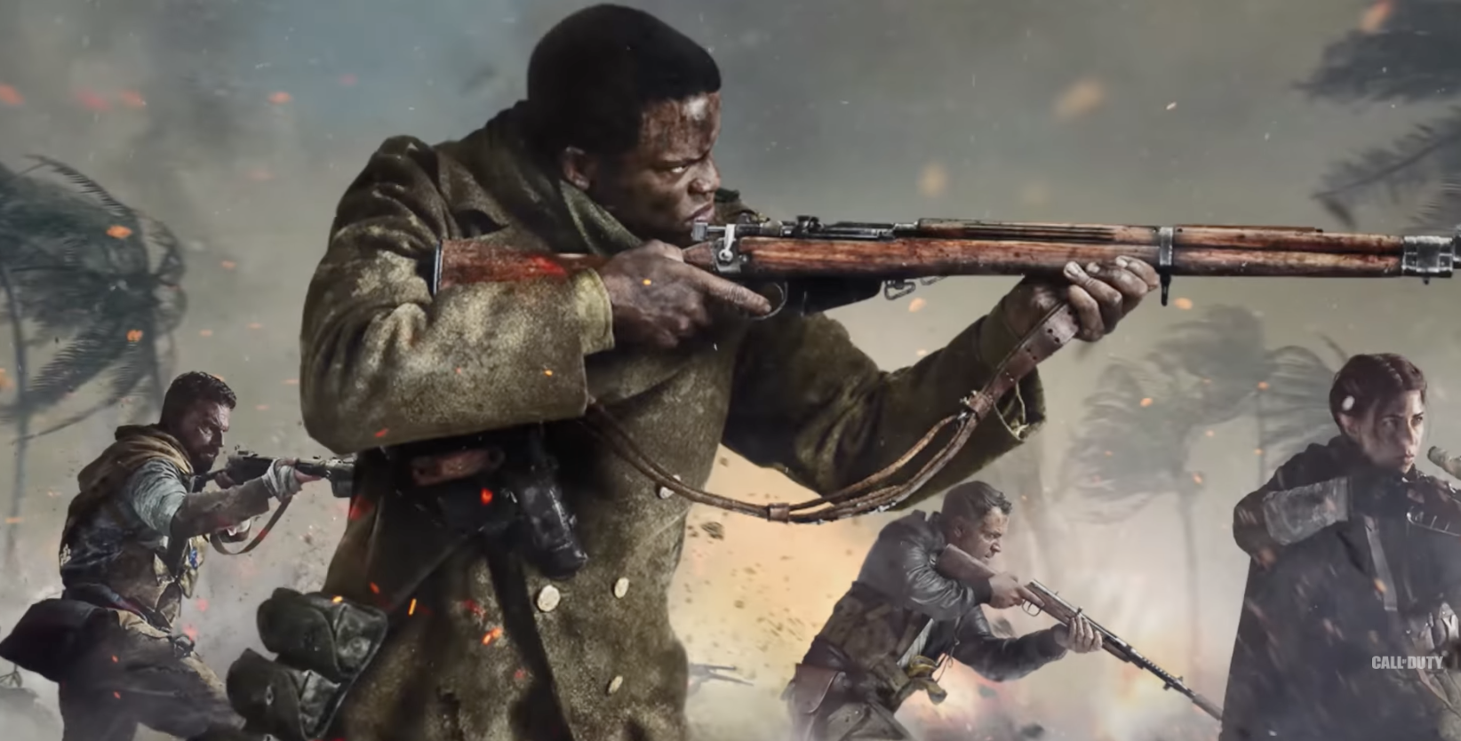 Activision Announces 'Call of Duty: Vanguard' Is On The Way