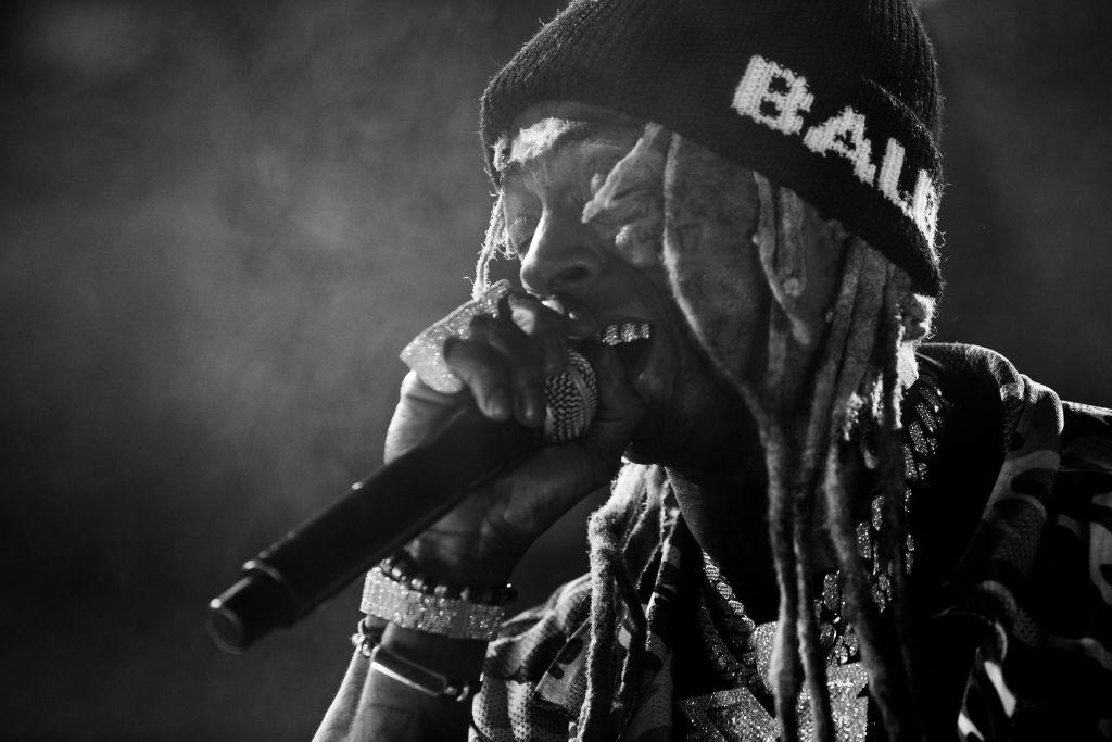 Lil Wayne's UPROAR Hip Hop Festival